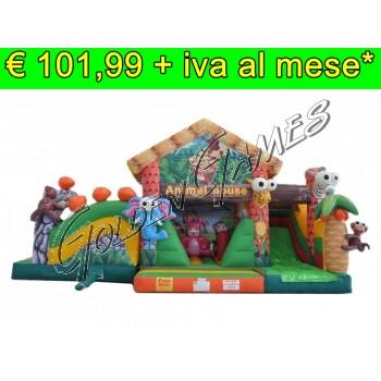 ANIMAL HOUSE NOLEGGIO OPERATIVO
