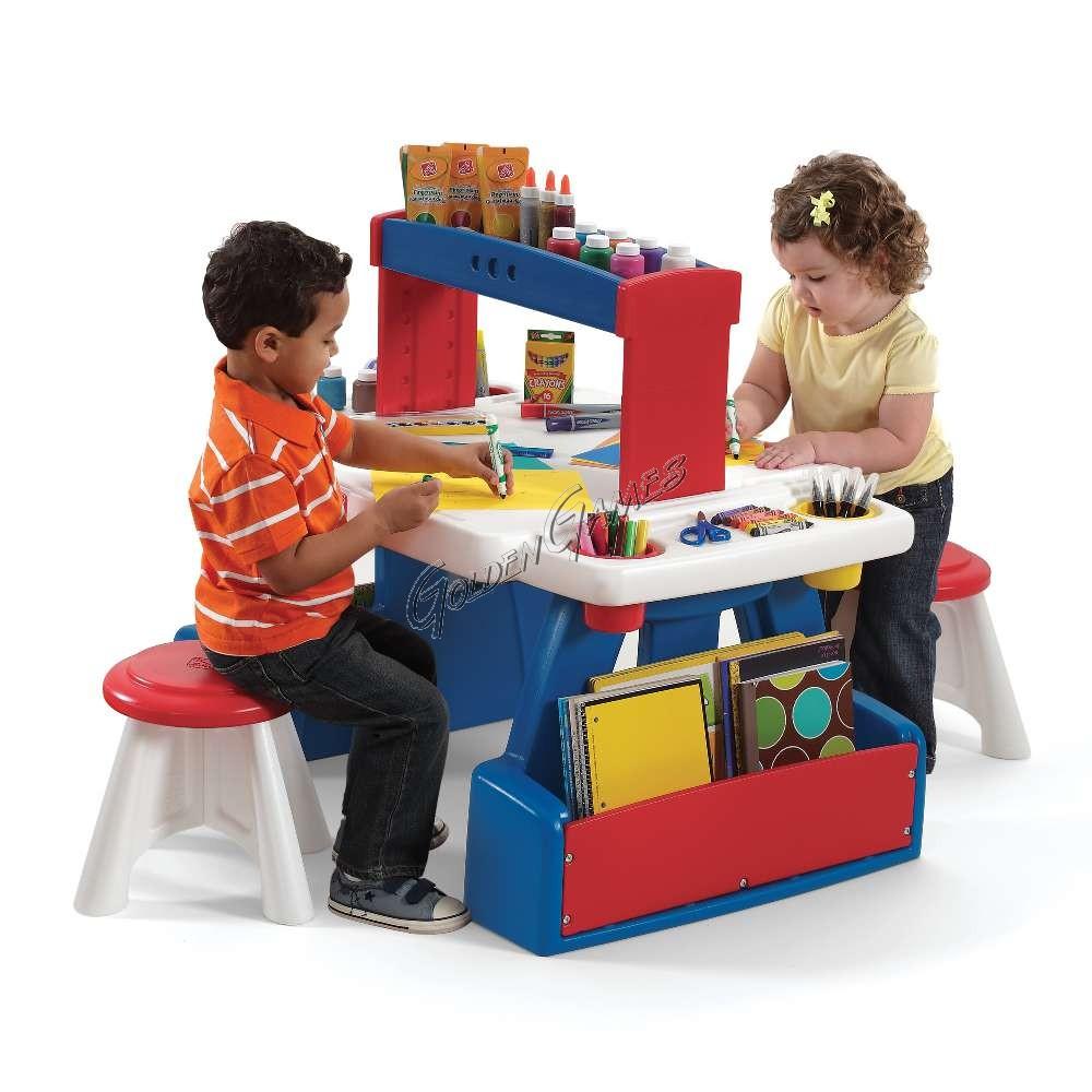 Tavolo Per Bambini Creativo