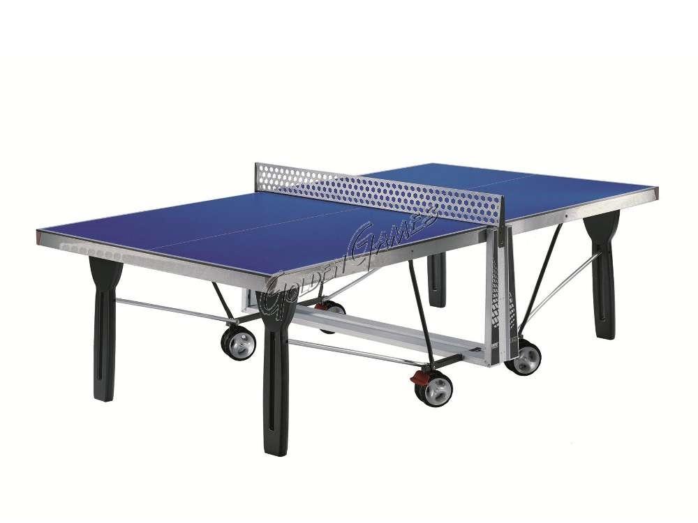 Tavolo ping pong da esterno con ruote - Tavolo con ruote ...
