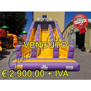 Offerte Gonfiabili Usati Offerte Playground Usati Tappeti