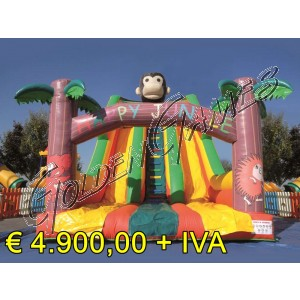 MONKEY SLIDE FINE STOCK