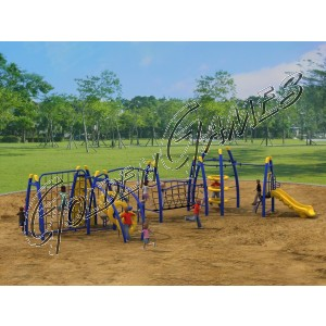 PARCO GIOCHI SPORT & PLAY LONG 202
