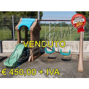 TORRE CON ALTALENE PLAY UP USATA