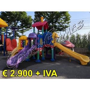 KIDSCENTER 103 USATO