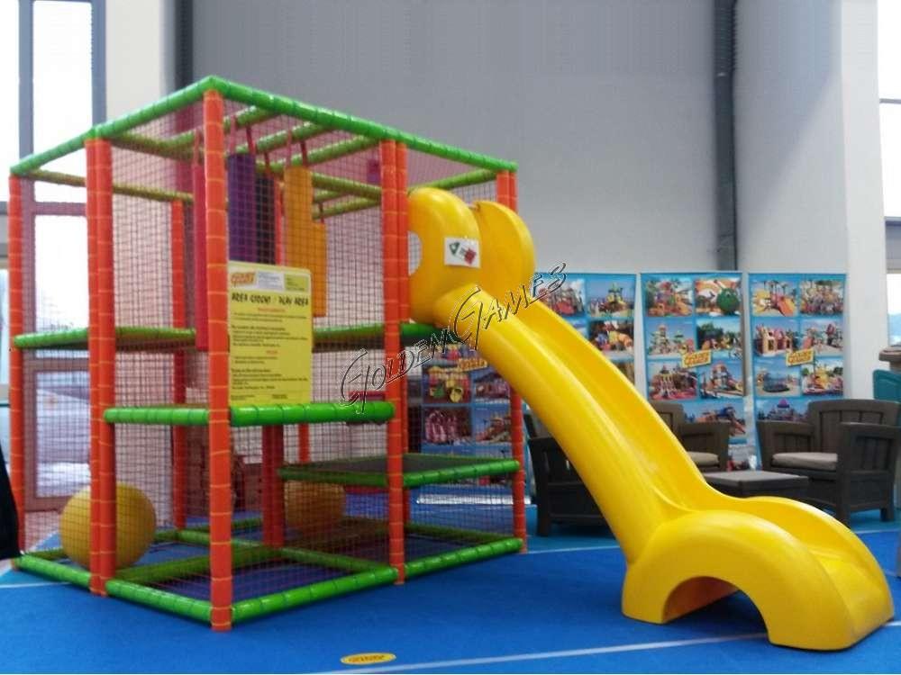 Playground sun15 for Scivolo in ferro usato
