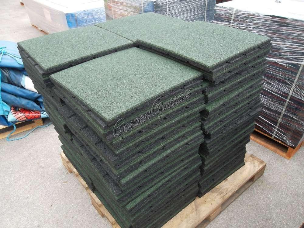Pavimentazione antitrauma per esterni spessore 2 5 cm