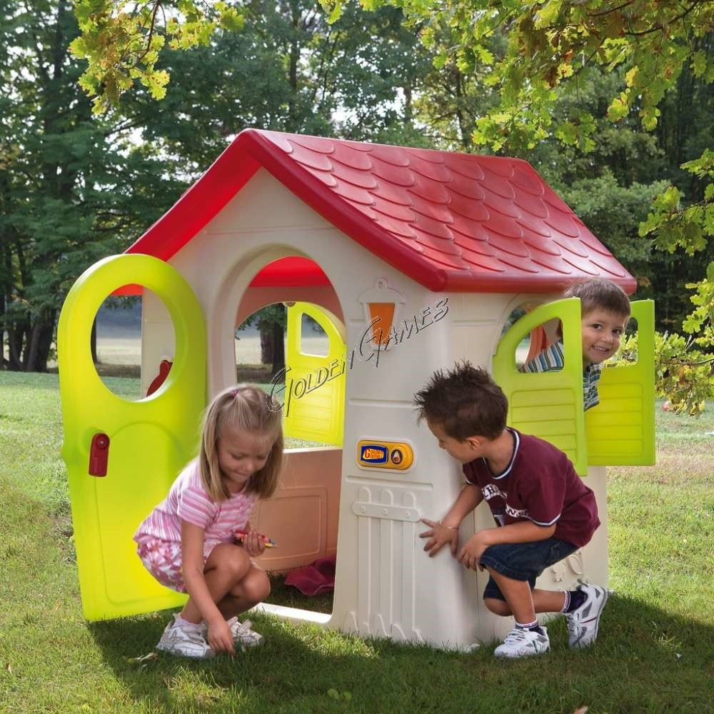 Casetta biancaneve for Casetta bambini usata