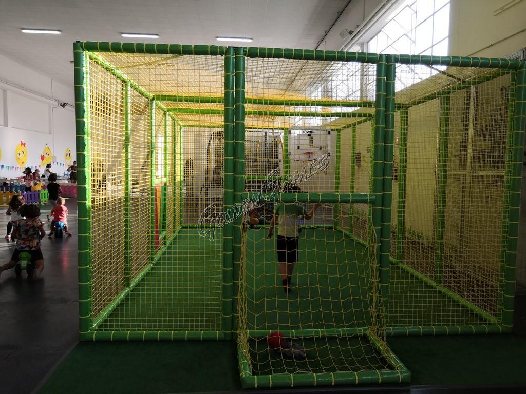 Tappeti Per Bambini Campo Da Calcio : Playground per interni campo calcetto multisport